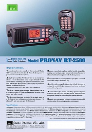PRONAV RT-2500