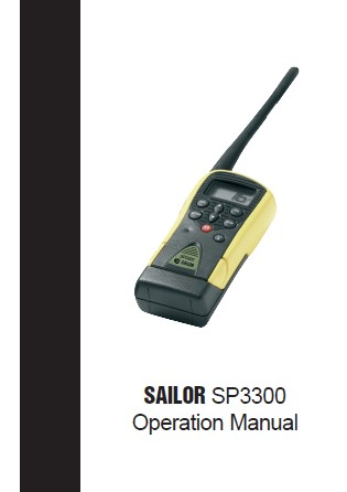 Инструкция sailor sp3300